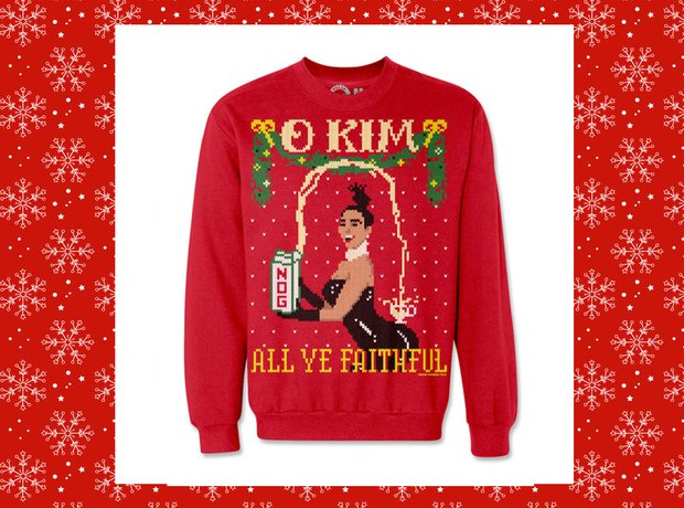Hip Hop Christmas Jumpers