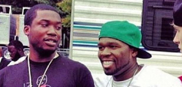 Meek Mill 50 Cent