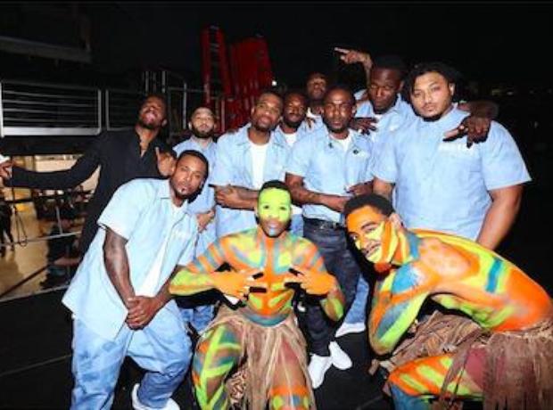 Kendrick Lamar Grammys 2016