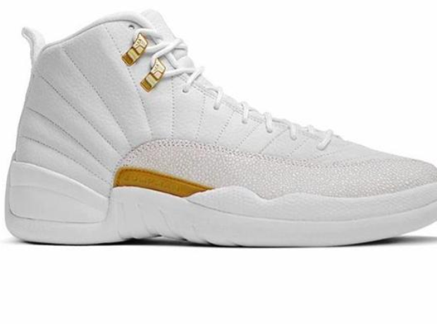 OVO Nike Jordan white