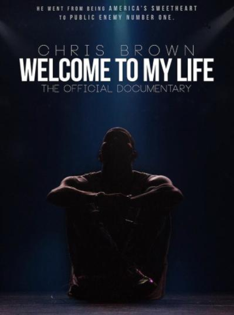 Chris Brown Welcome To My Life Documentary Poster