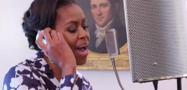 Michelle Obama Track