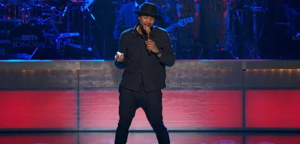 Usher BET Honors