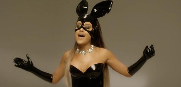 Ariana Grande A Cappella Performance