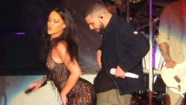 """is drake and rihanna dating now All things dating and  the music video for """"pon de replay,"""" drake and rihanna had their first date four years later after  a friendship now, ."""