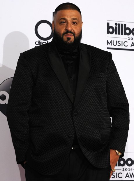 DJ Khaled on the red carpet