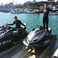 Image 10: Martin Garrix and Justin Bieber on jet ski
