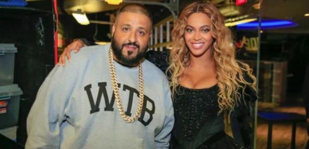 DJ Khaled and Beyonce