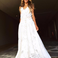 Image 10: Ciara wearing Cavalli wedding rehearsal dress