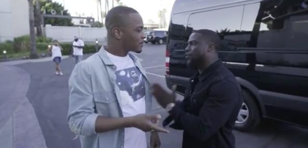 Kevin Hart T.I. Chocolate Droppa Instagram