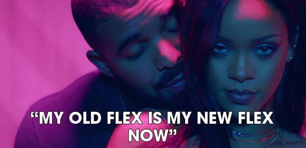 Drake Rihanna lyric