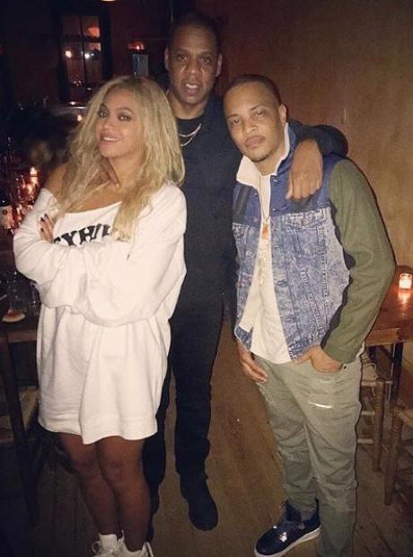 Beyonce Jay Z TI