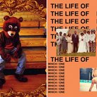 Kanye West Album Artworks