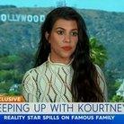 Kourtney Kardashian Interview