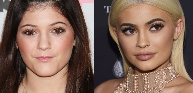 Kylie Jenner Transformation