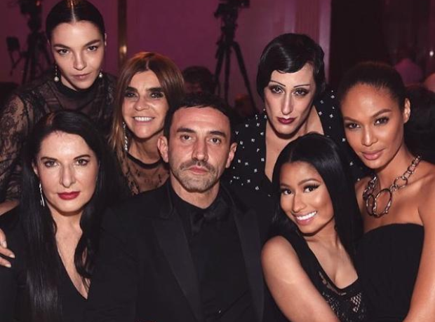 Nicki Minaj Givenchy Party
