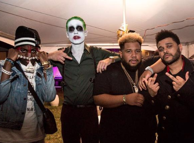 Lil Yachty, G-Eazy, DJ Carnage and The Weeknd