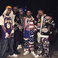 10. Tyga and his friends went all out as the full Dipset crew.