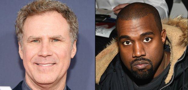 Kanye West Will Ferrell