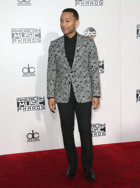 John Legend AMAs 2016