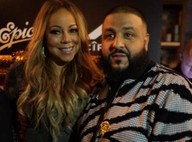Mariah Carey DJ Khaled