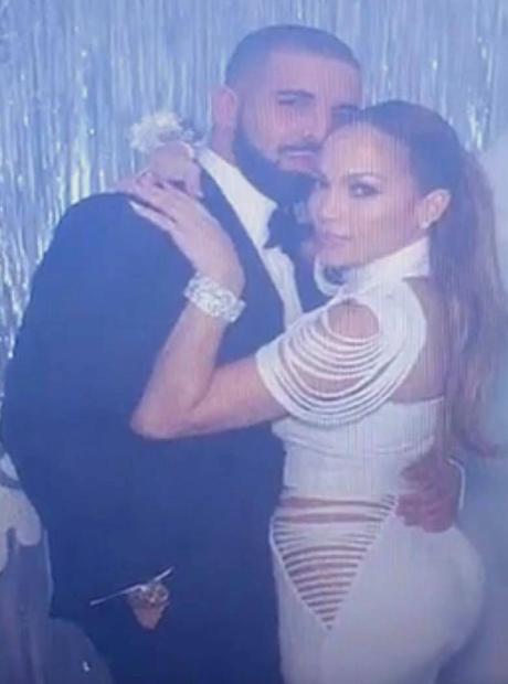 J.Lo and Drake