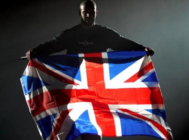Drake UK Flag