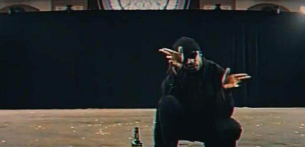 Skepta in 'Energy' video