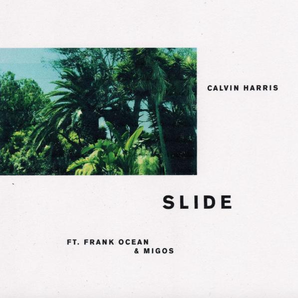 Calvin Harris Drops New Song 'Slide'