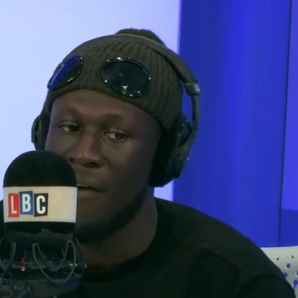 Stormzy LBC Interview