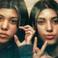 Image 3: Kourtney and Kim Kardashian throwback