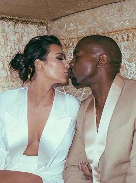 Kim Kardashian celebrates her third wedding annive