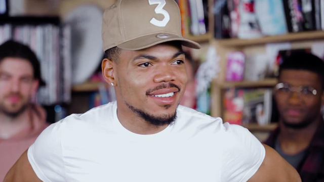 chance the rapper delivers stunning tiny desk concert performance watch capital xtra. Black Bedroom Furniture Sets. Home Design Ideas