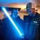 Image 10: Giggs Star Wars lightsaber