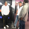 Image 6: Jay Z and Will Smith shopping in London